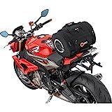 QBag Hecktasche Motorrad Motorradtasche Hecktasche 04, reflektierende Keder u. Einstze,...
