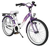 BIKESTAR Kinderfahrrad für Mädchen ab 6 Jahre | 20 Zoll Kinderrad Classic | Fahrrad für Kinder...