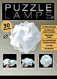 Puzzle Lampe 18,5 cm, 15 Ausfhrungen, Hngelampe innen + auen, Deckenleuchte