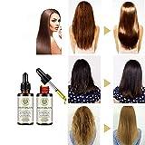 Magische Haarbehandlungsmaske, Behandlung für geschädigtes Haar | Nährt und befeuchtet trockenes...