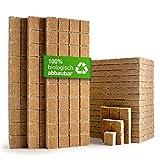 w-mtools Kaminanzünder Würfel 2520 STK - Ofenanzünder 100% natürlich & ökologisch aus Holz &...