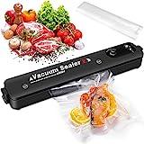 VPOW Vakuumiergerät, Automatischer Vakuumierer für trockene und feuchte Lebensmittel, leichtes...