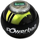 Kernpower Hand- Und Armtrainer Powerball The Original Autostart Plus Digitalem Drehzahlmesser, grau...