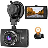 【2021 Version】 CHORTAU Dashcam GPS Autokamera Full HD 1080P, Dashboard Kamera 170° Weitwinkel,...
