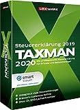 Lexware Taxman 2020 fr das Steuerjahr 2019 Minibox bersichtliche Steuererklrungs-Software fr...