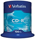 Verbatim CD-R 52x 100PK Spindle Datalife 700MB