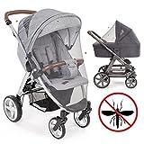 Universal Insektenschutz/Mückennetz für Kinderwagen & Buggy - idealer Schutz vor Wespen &...