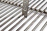 Edelstahl Grillrost-Schaber für Stabdicken von 4mm 5mm 6mm 8mm