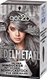 Schwarzkopf got2b Edelmetall Dusty Metallic Silber M72, 1er Pack (1 x 143 ml)