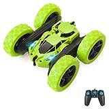 EFO SHM Ferngesteuertes Auto 4WD RC Stunt Auto 2,4 Ghz Fernbedienung mit Akkus High Speed Buggy Auto...