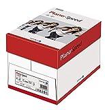 Papyrus 88113572 Drucker-/Kopierpapier PlanoSpeed: 80 g/qm², A4, weiß, 2500 Blatt - staufreies...