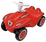 BIG-Bobby-Car New - Kinderfahrzeug für Jungen und Mädchen, klassisches Rutschfahrzeug belastbar...