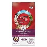 PURINA ONE Natürliches Trockenfutter für Welpen, für gesunde Welpen, 4 lb. Taschen
