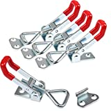 YOTINO Metall Spannverschluss GH-4001, 4PCS Hebel Verschluss, Spannverschluss, Klein...