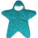 WUQIANG Babyschlafsack Seesterne Sleeping Sacks Wrap Anti-Kicking Swaddle Decke for Kleinkinder und...