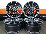 4 Alufelgen NB Wheels NB1 18 Zoll passend fr Insignia Limo Sports Country Tourer OPC 0G-A 8.5J NEU