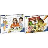 Ravensburger Tiptoi 00806 Starter-Set: Stift und Wörter-Bilderbuch, Mehrfarbig & Tiptoi 00830...