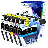 5 LxTek LC3213 Patronen Kompatibel für Brother LC3213 LC-3213 LC3211 Druckerpatronen für Brother...