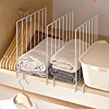 xingdong Tuch Rack Bedside Bad KÜCHE Item Rack Divider for Wandschrank, Holz Regal Organizer,...
