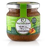 BIO Gemüsebrühe Naturbelassen - kein Pulver. 85% Gemüse. Ohne Hefe, Zucker,...