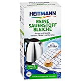 Heitmann Reine Sauerstoff-Bleiche: für Sauberkeit im Haushalt, hohe Waschkraft mit Soda und...