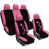 WOLTU AS7252 Universal Schonbezüge für Auto Sitzbezüge Sitzschoner Sitzbezug Auflage Schutz,...