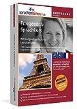 Französisch Sprachkurs: Französisch lernen für Anfänger (A1/A2). Lernsoftware