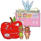 Zapf Creation 904664 BABY born Surprise Mini Babies 1 PDQ - kleine Mini-Puppen zumSammeln und...