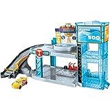 Disney Pixar Cars FWL70 Florida 500 Rennbahn-Parkhaus [Exklusiv bei Amazon]