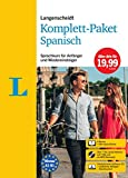 Langenscheidt Komplett-Paket Spanisch: Sprachkurs mit 2 Bchern, 7 Audio-CDs, MP3-Download,...