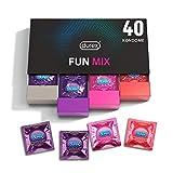 Durex Fun Explosion Kondome in stylischer Box – Aufregende Vielfalt, praktisch & diskret verpackt...