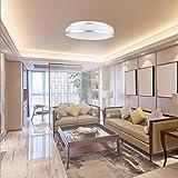xianshi Deckenleuchte aus ABS-Material, AC 85-265 V LED-Deckenleuchte mit ausgezeichneter...