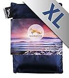 Silkrafox XL - extragroßer, ultraleichter Schlafsack, Hüttenschlafsack, Inlett, Sommerschlafsack,...