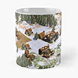 Generic Christmas Computer Hipster Age 90S Gaming Empires Nerd Vintage of Best 11 oz Kaffeebecher -...