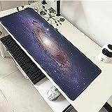 zqfsbd Mauspads Galaxy Mouse Pad Gel Pad Schöne Computer Mousepad Gaming Mousepad Präsentieren...
