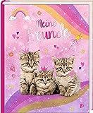 Freundebuch – Cosmic School - Meine Freunde (Kätzchen)