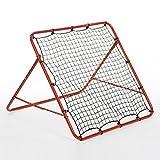 REXCO Trampolin Netz Zielscheiben Ball Kickback Soccer Goal Fuball Training Jagen Kinder...