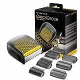 Remington Body Groomer QuickGroom BHT6450, 60mm breite Klinge, hochwertige Edelstahlklingen,...