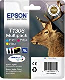 Epson Original T1306 Tinte Hirsch (SX420W BX320FW SX620FW BX/SX525WD BX625FWD BX305FW B42WD BX925FWD...