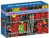Fischertechnik 554195 Creative Basic-eine groe Auswahl an ausgewhlten Inhalt: 630 Bauteile, eine...