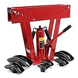 Rohrbiegemaschine hydraulisch 12t Rohrbiegegerät Rohrbieger Biegemaschine Rohre
