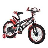 Rainai Kinderfahrrad 18 Zoll Für Mädchen Und Jungen Kinderrad Mountainbike rutschfeste...