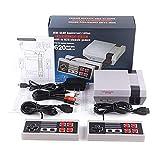 NSSTAR Handheld Spielkonsole Retro Tragbare Spiele Konsole 620 Klassische Spiele Videospielkonsole...