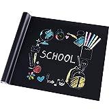 rabbitgoo Tafelfolie Selbstklebend Kreidetafel Kinder Blackboard Folie DIY Aufkleber für Schule...