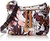 Oilily Damen S Shoulder Bag OES7115 Umhängetasche, Grau (Charcoal 915)
