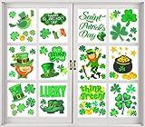 Viyorshop Sticker, Kleeblatt, St. Patrick's Day Kleeblatt, irisches Kleeblatt, Leprechaun