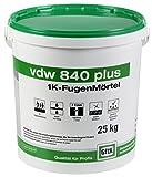 VDW 840 Plus 1K Fugenmrtel, 25 kg (basalt)