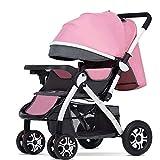 Standardkinderwagen Kinderwagen kann liegend sitzen Leichter zusammenklappbarer Kinderwagen...