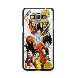 Schutzhlle fr Samsung Galaxy J1 2016 (Version J110) Dragon Ball Z Sangoku Sangohan Super GT Goku...