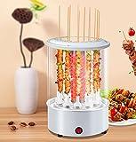 Elektrische Rotisserie Grill, Köche Kebabs Spieße Braten 1100 W Hühnerfleisch Vertikal...